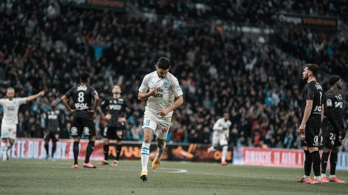 """Французский """"Марсель"""" больше всего потеряет в цене игроков"""