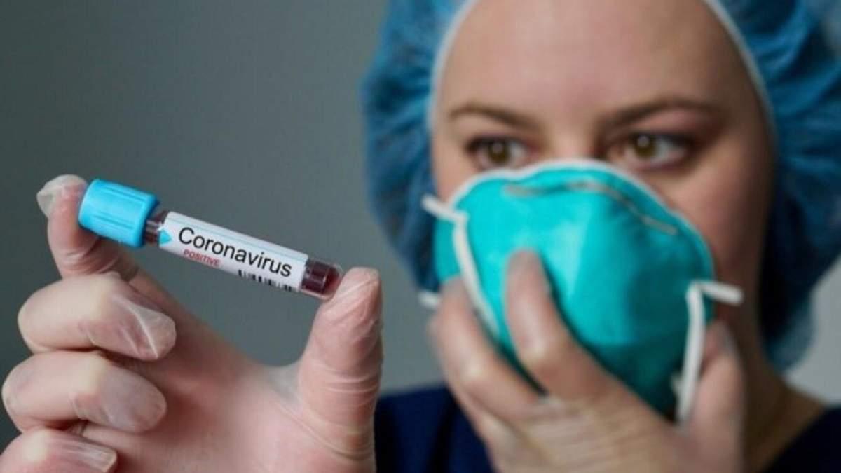 В Тернопольской области увеличилось количество больных коронавирусом
