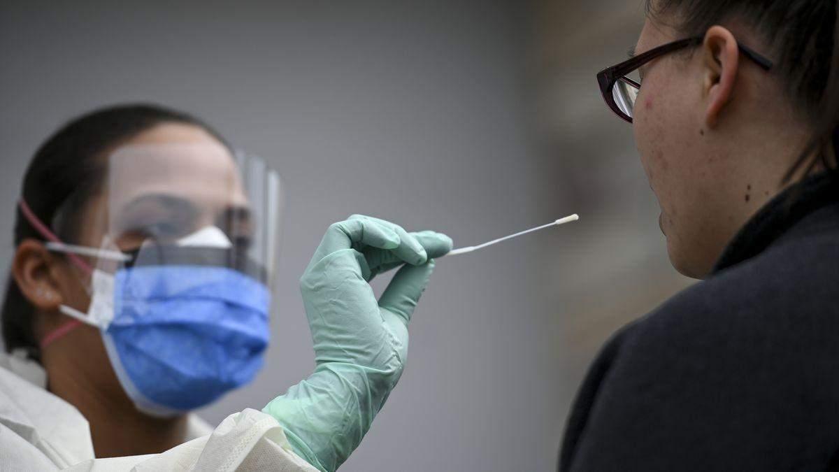 В Черновицкой области коронавирус подтвердили в 104 человек