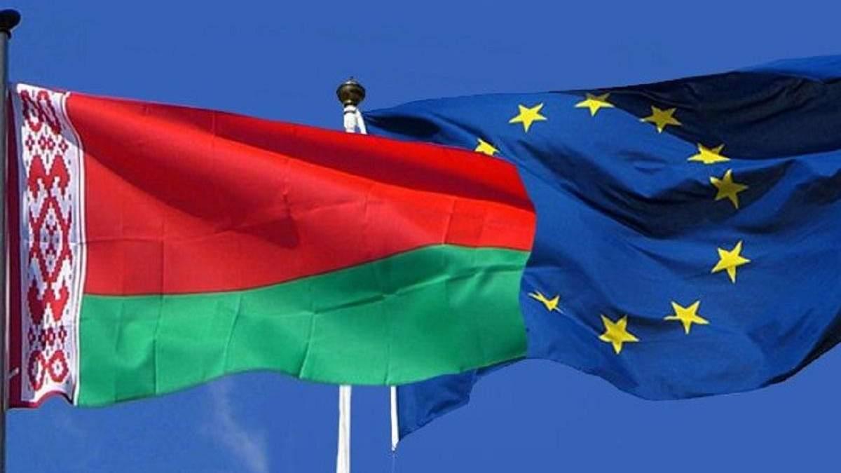 Євросоюз на рік продовжив санкції проти Білорусі