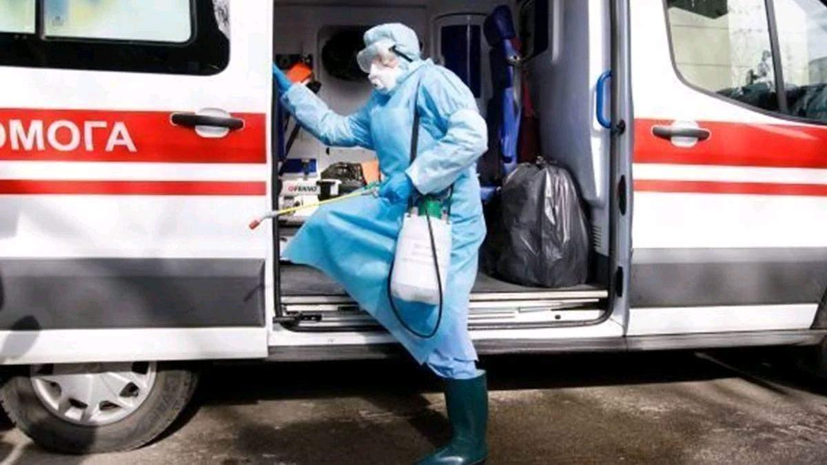 Коронавирусом болеют украинские врачи