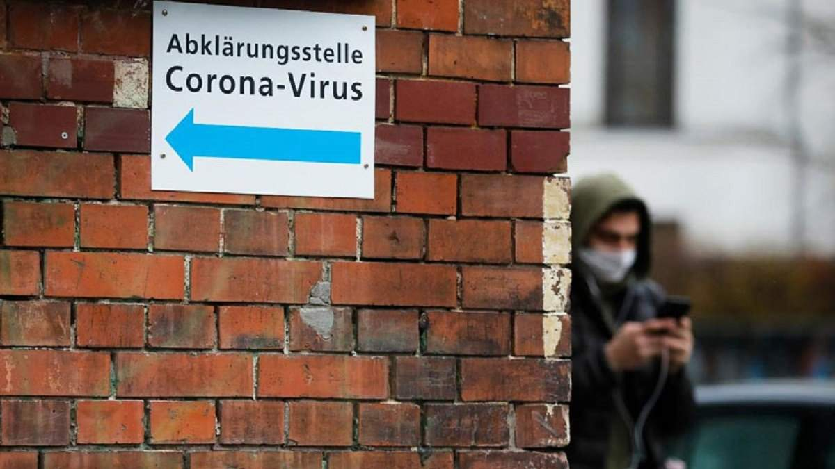 Коронавірус в Німеччині
