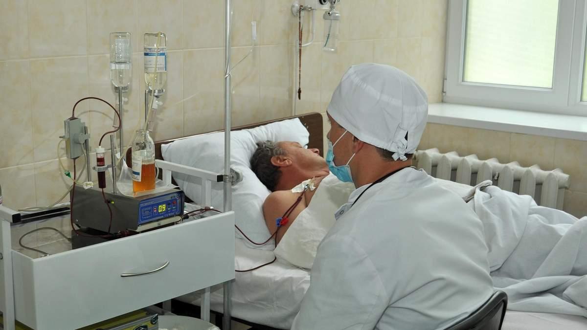 Пік епідемії в Україні буде між 15 і 24 квітня