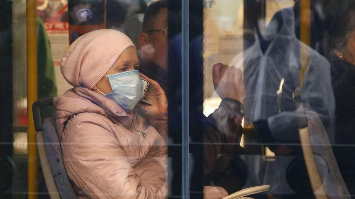 В Україні знову посилюють обмежувальні заходи