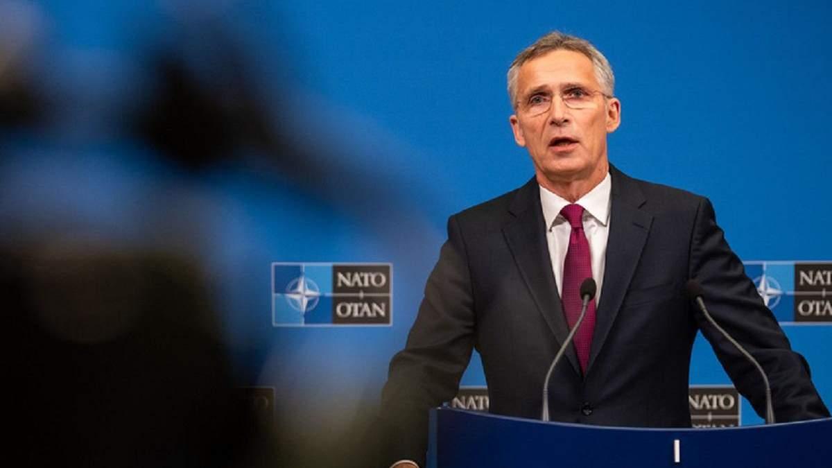 Столтенберг: НАТО 2 квітня розширить допомогу Україні