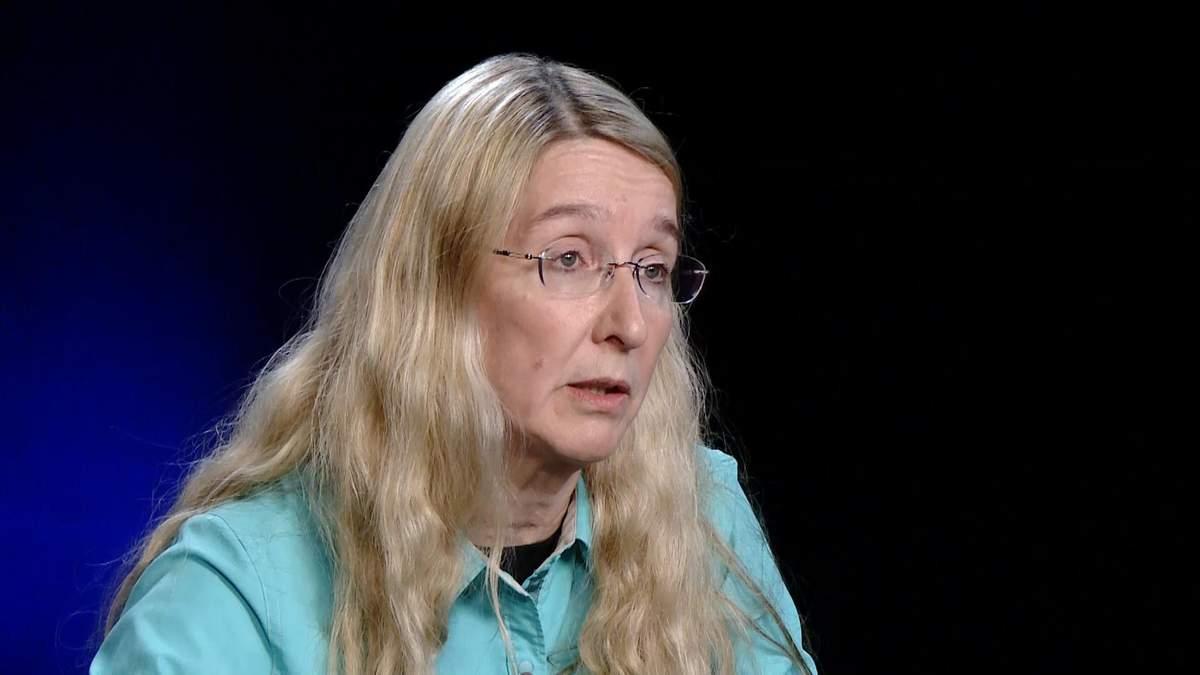 Уляна Супрун попросила Маска допомогти Україні з апаратами ШВЛ