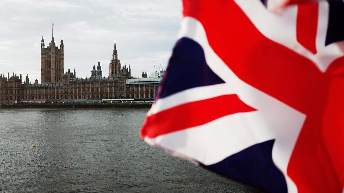 Коронавирус Великая Британия – количество больных сегодня