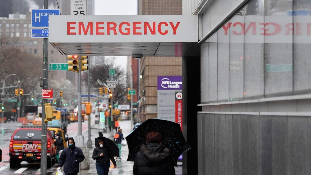 Ситуація з коронавірусом в США погіршується