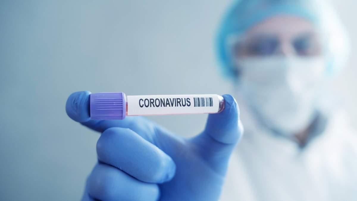 На Тернопільщині кількість хворих на COVID-19 збільшилася до 78