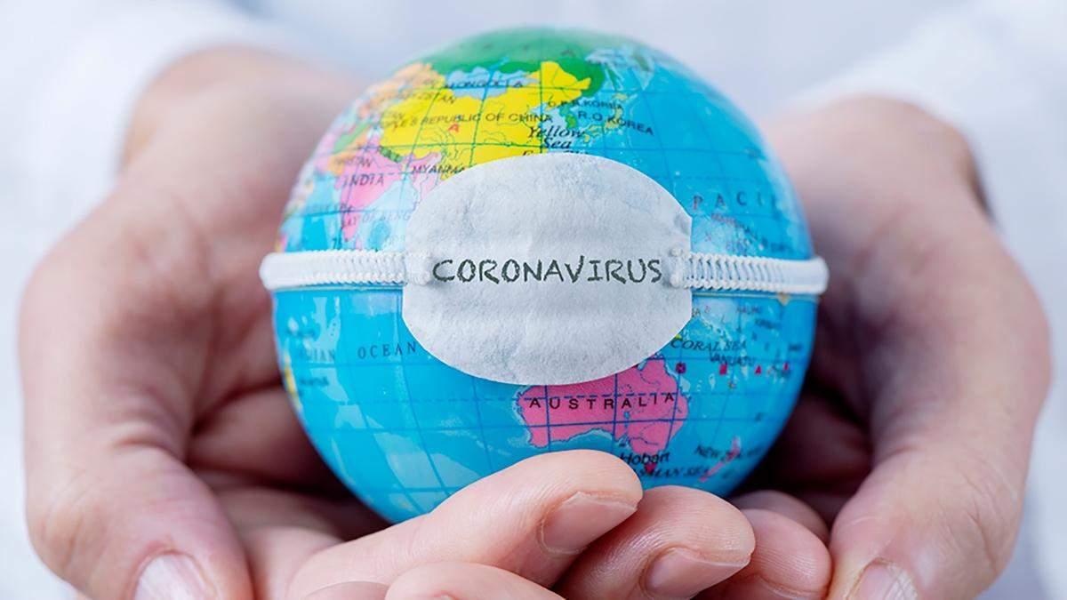 У ВООЗ прогнозують мільон заражених коронавірусом