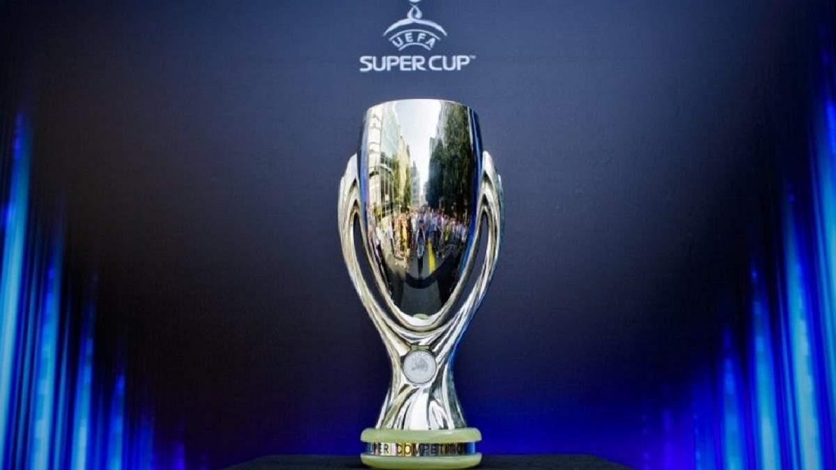 Суперкубок Европы может быть отменен