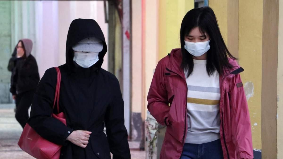 Новая вспышка коронавируса, Китай – статистика зараженных