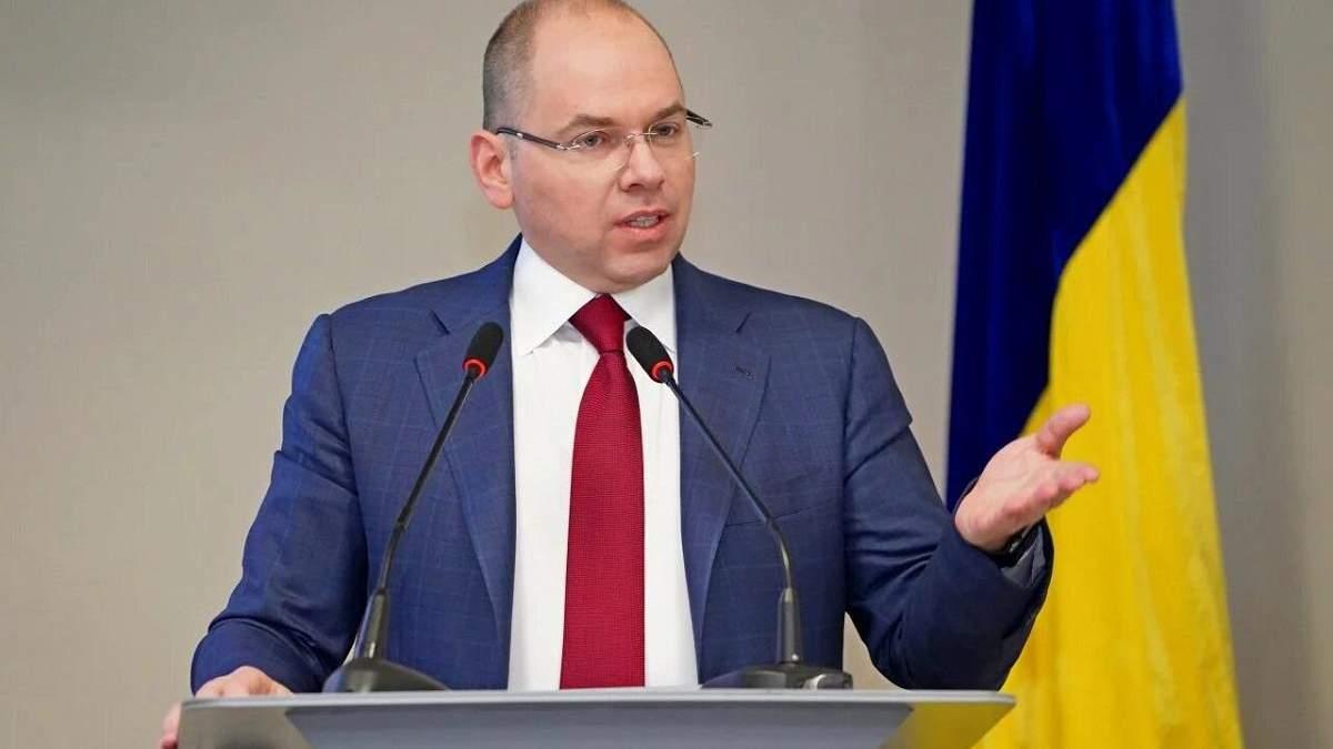 Степанов: працвники швидкої теж отримають надбавки до зарплат