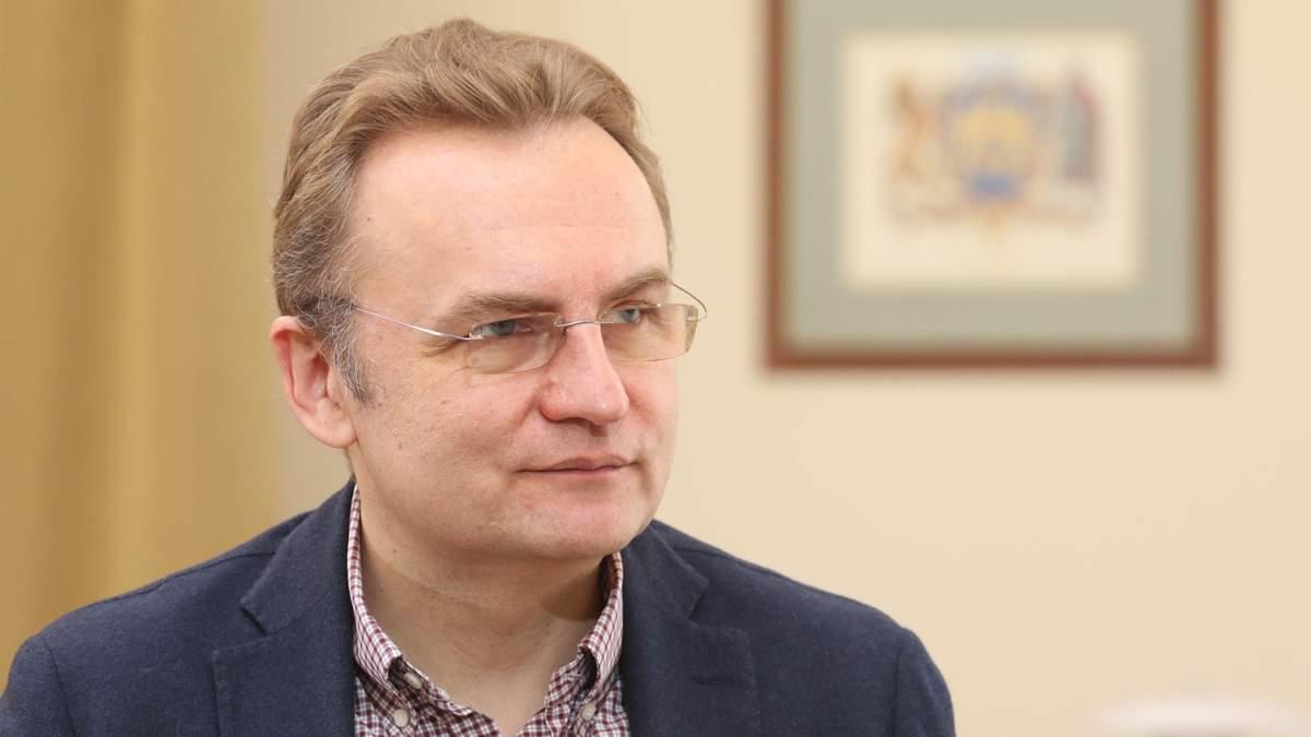Карантин – єдині ліки, які можуть нас врятувати, – Садовий про ситуацію з коронавірусом у Львові