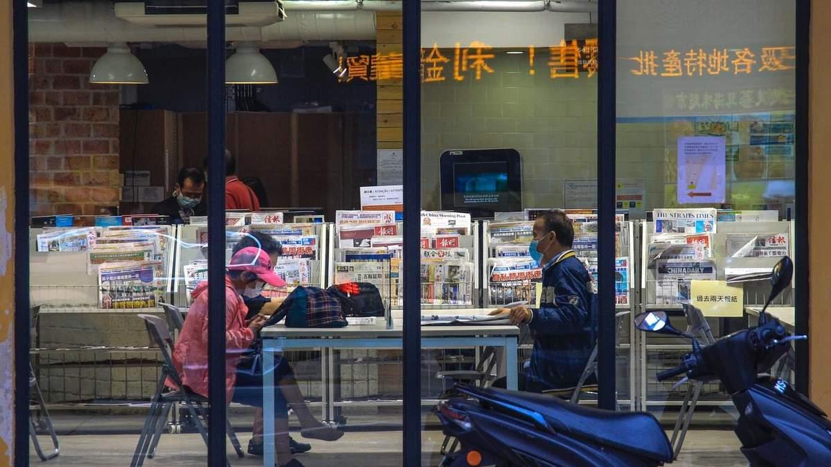 Провинции Китая закрывают на карантин