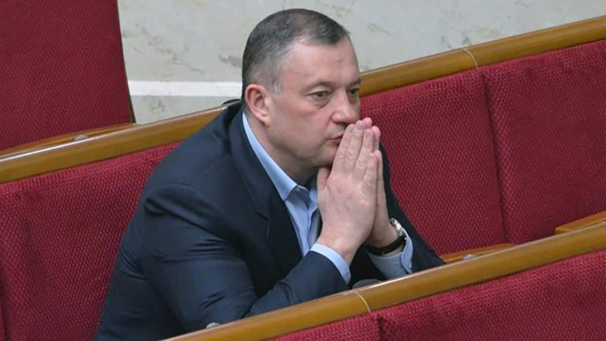 Суд над Ярославом Дубневичем - мера пресечения