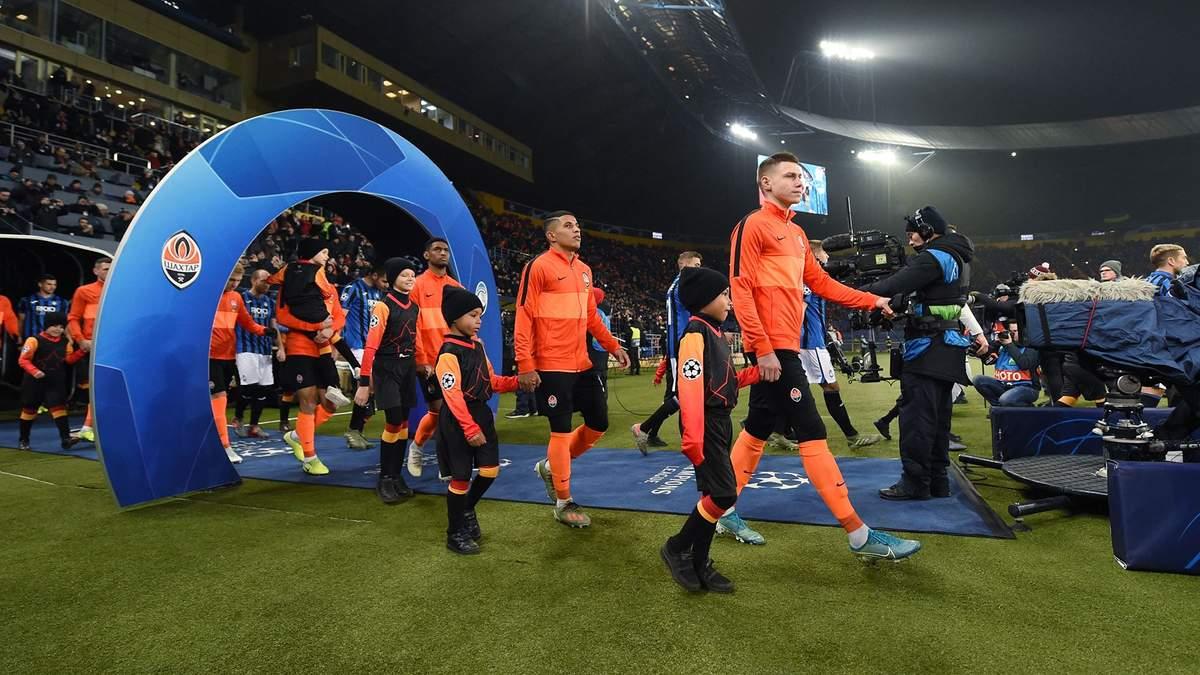 УЄФА може не допустити деякі клуби в Лігу чемпіонів