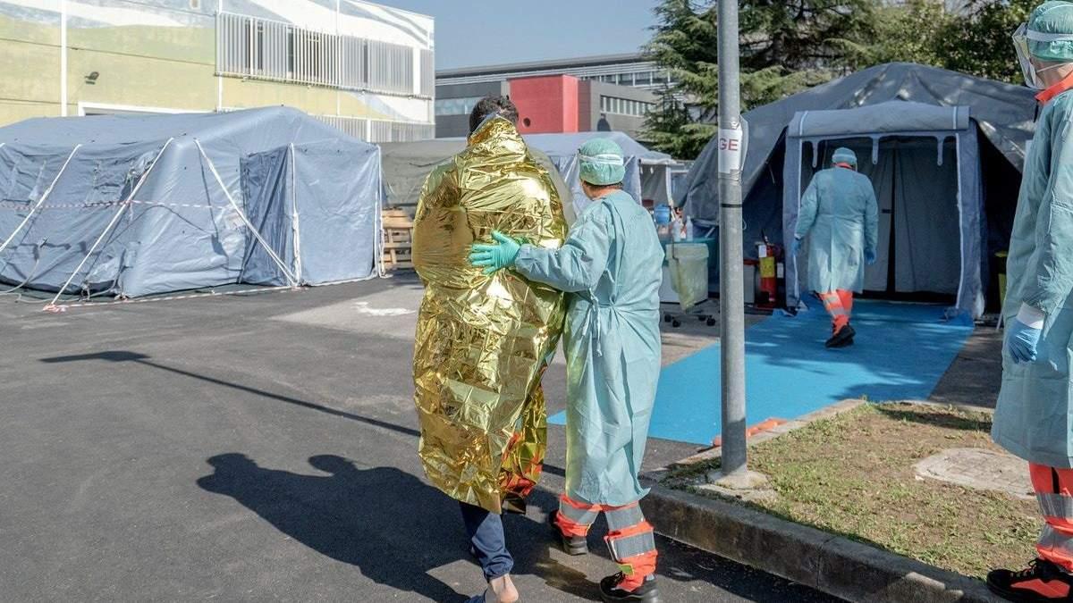 Коронавирус Италия 5 апреля 2020 – последние новости Италии