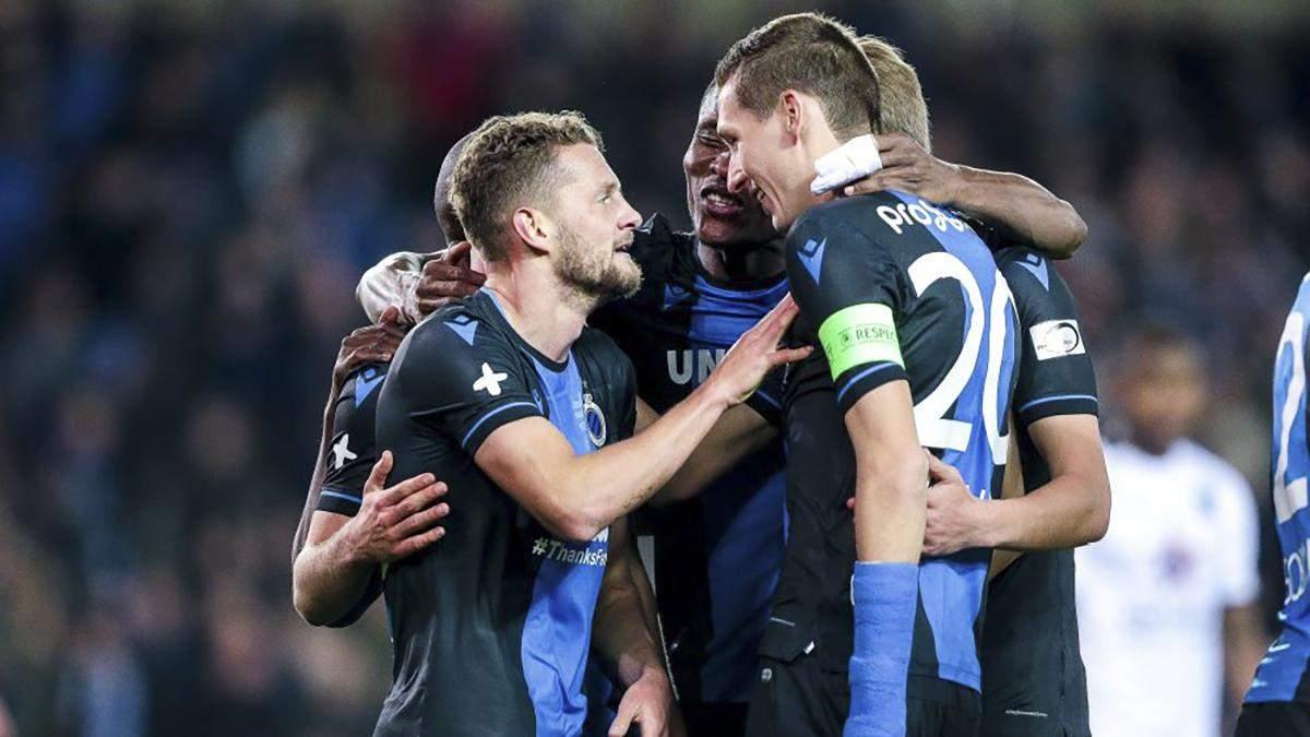 Бельгія вирішила завершити сезон попри погрозу УЄФА