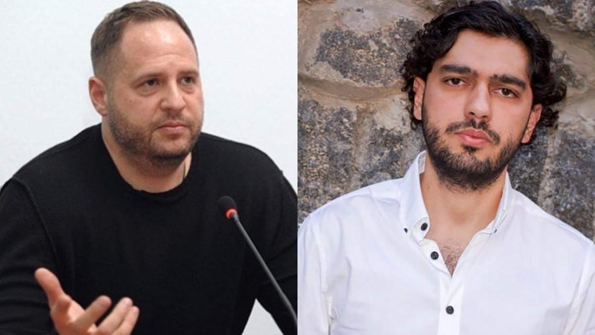 Багато людей почали присилати інформацію про корупцію в ОП, – Гео Лерос