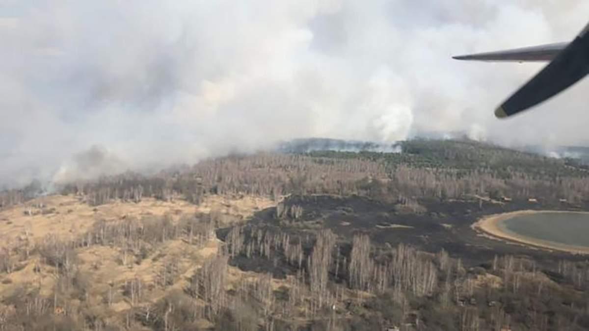 Пожежа у Чорнобилі 2 травня 2020 – відео та новини сьогодні
