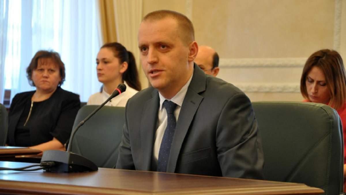 Трепак назвал две причины, почему не уволился после отставки Рябошапки