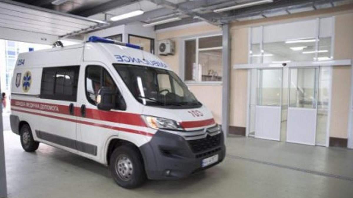 На Волыни от коронавируса умер водитель скорой