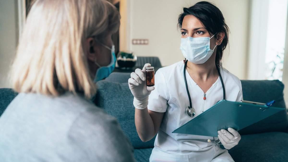На Закарпатье выписали из больницы первую пациентку с коронавирусом