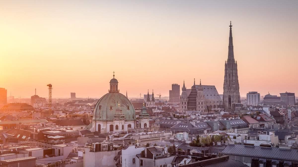 В Австрії коронавірус пішов на спад