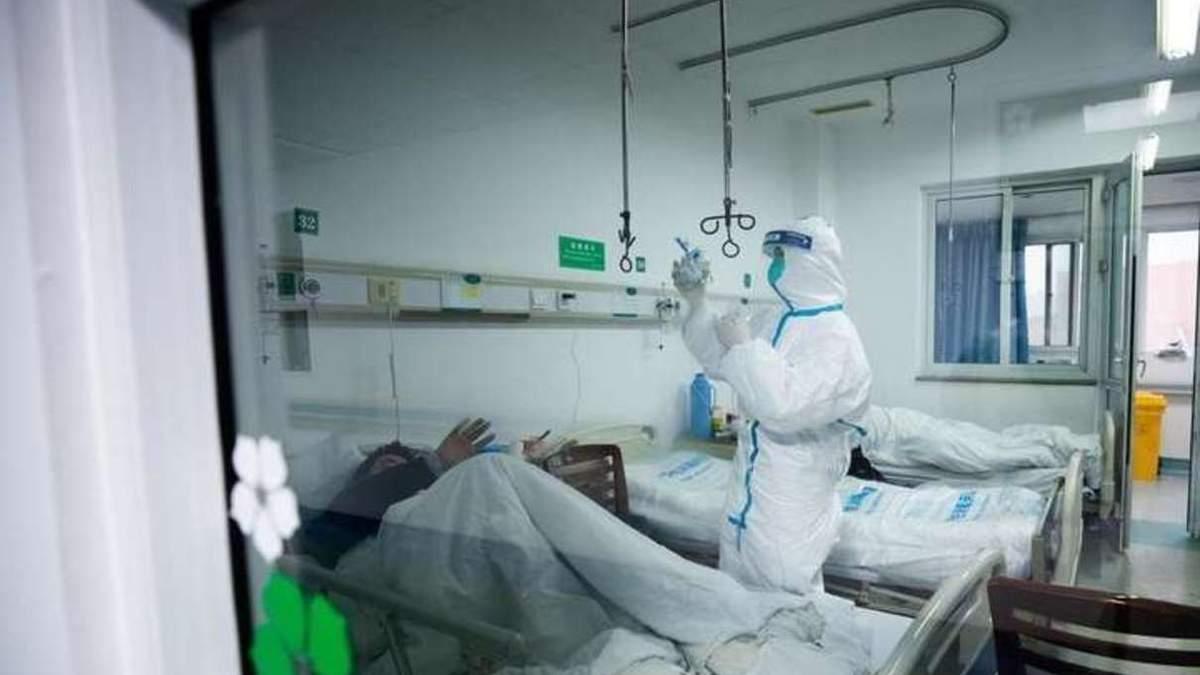 Чоловік мав підтверджене інфікування коронавірусом