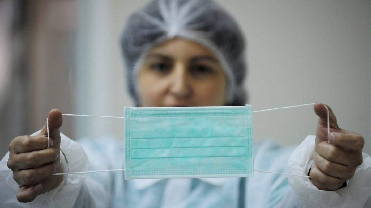 Скільки людей захворіли на коронавірус