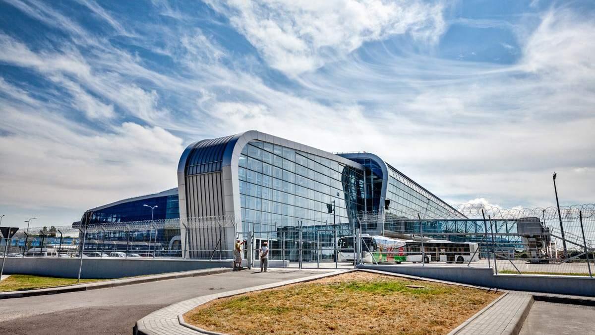 Львівський аеропорт запустив міжнародні вантажоперевезення