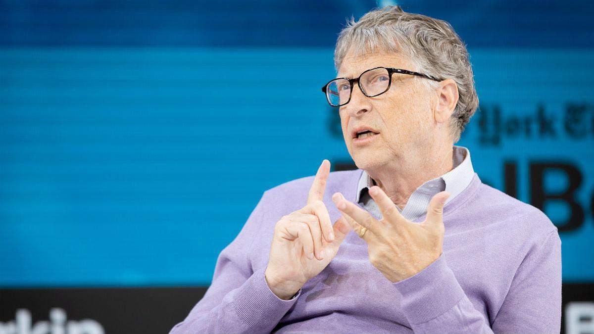 Смертность от коронавируса по прогнозам Гейтса