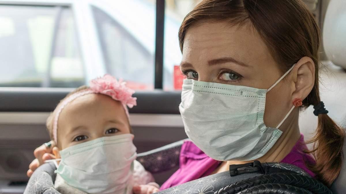 Статистика о больных коронавирусом украинцах от Центра общественного здоровья