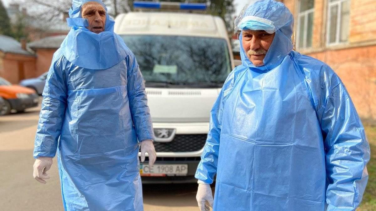 Сколько врачей заболели коронавирусом в Украине