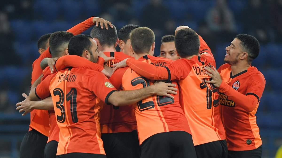 УЄФА готова визнати чемпіонами лідерів європейських ліг