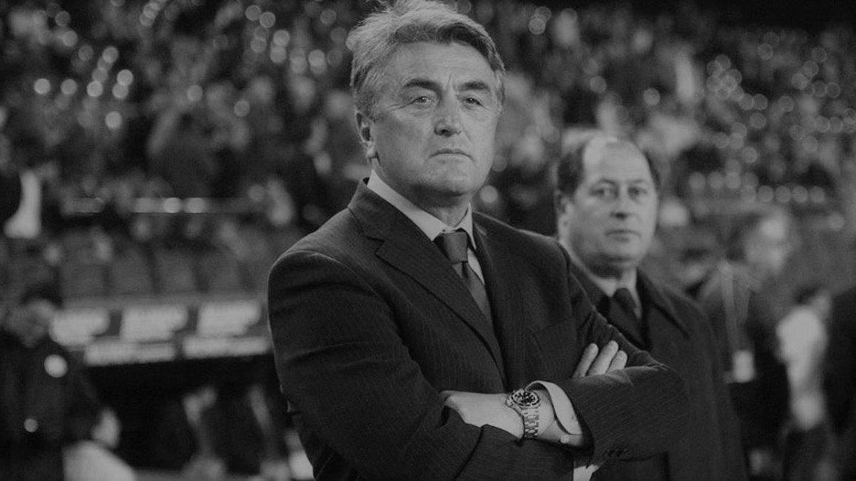 Помер Радомір Антіч