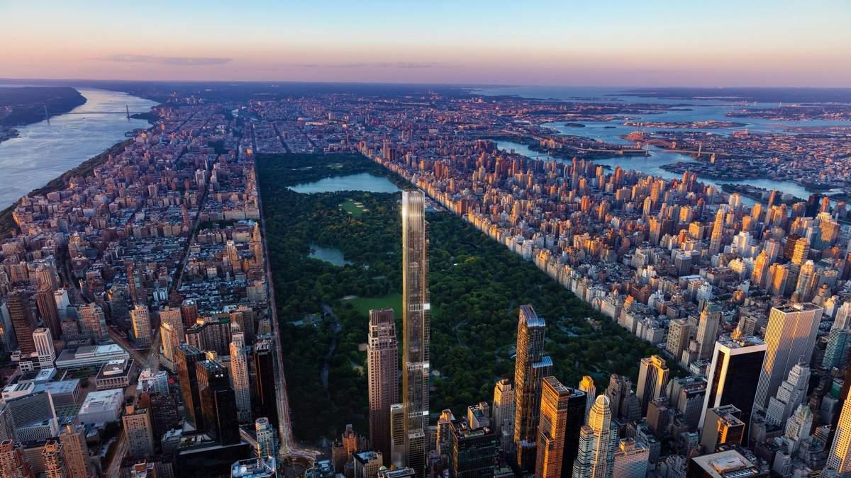 Поховання в парках Нью-Йорка