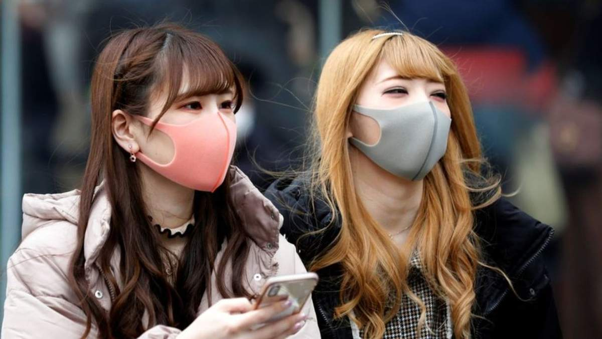 У багатьох країнах Азії маски – обов'язкові