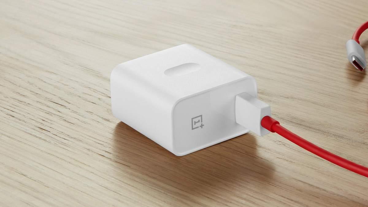 OnePlus Warp Charger: особенности мощной зарядки