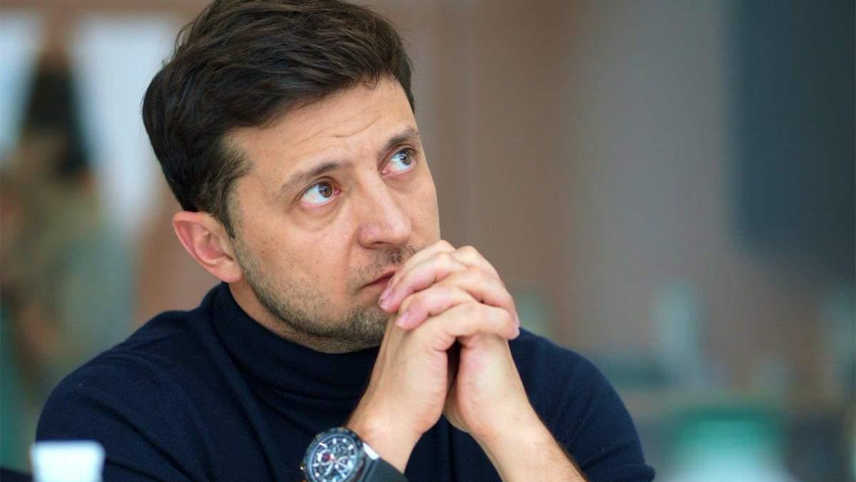 Володимир Зеленський: звернення з приводу поширення коронавірусу