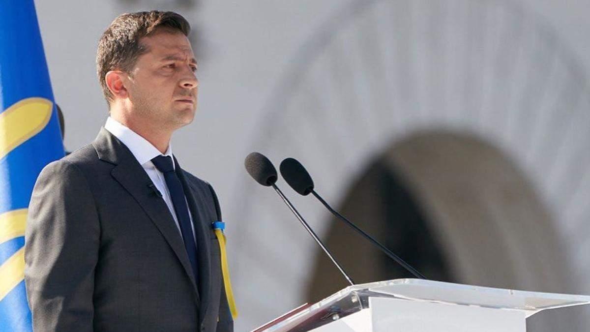 Володимир Зеленський закликав дотримуватися карантину