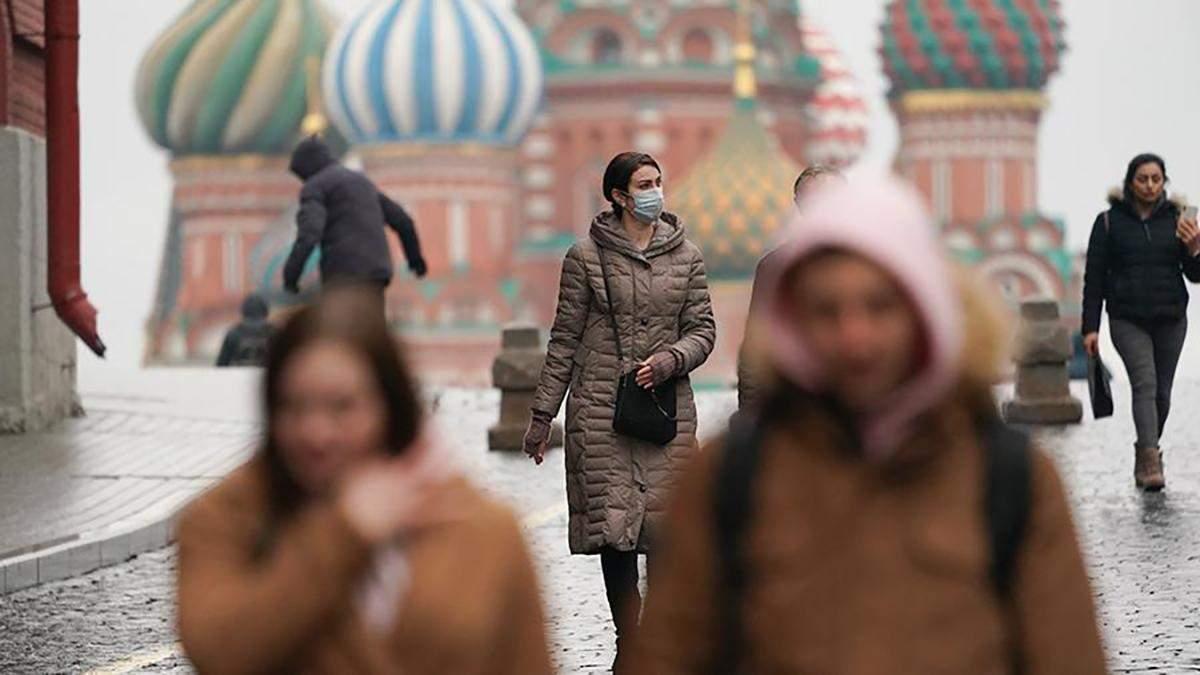 На Росію чекають тяжкі часи, – російський журналіст про ситуацію в країні через COVID-19
