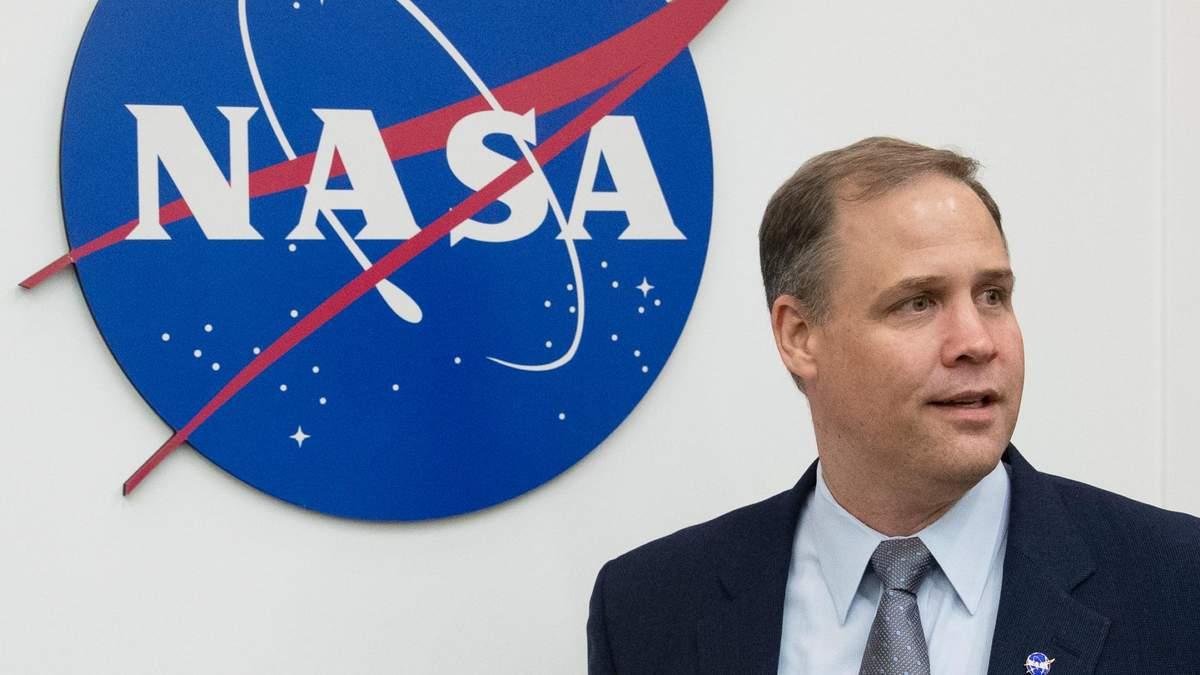 Джим Брайденстайн – очільник NASA