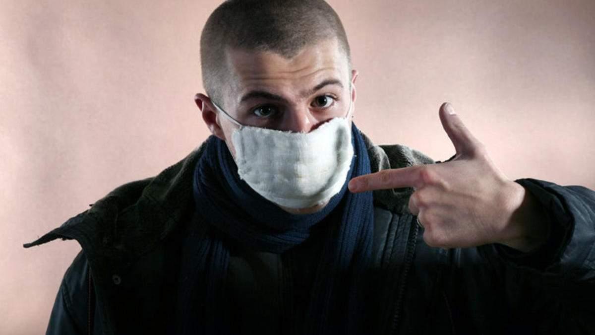 """Стрілець у """"Мультика"""" був у медичній масці"""