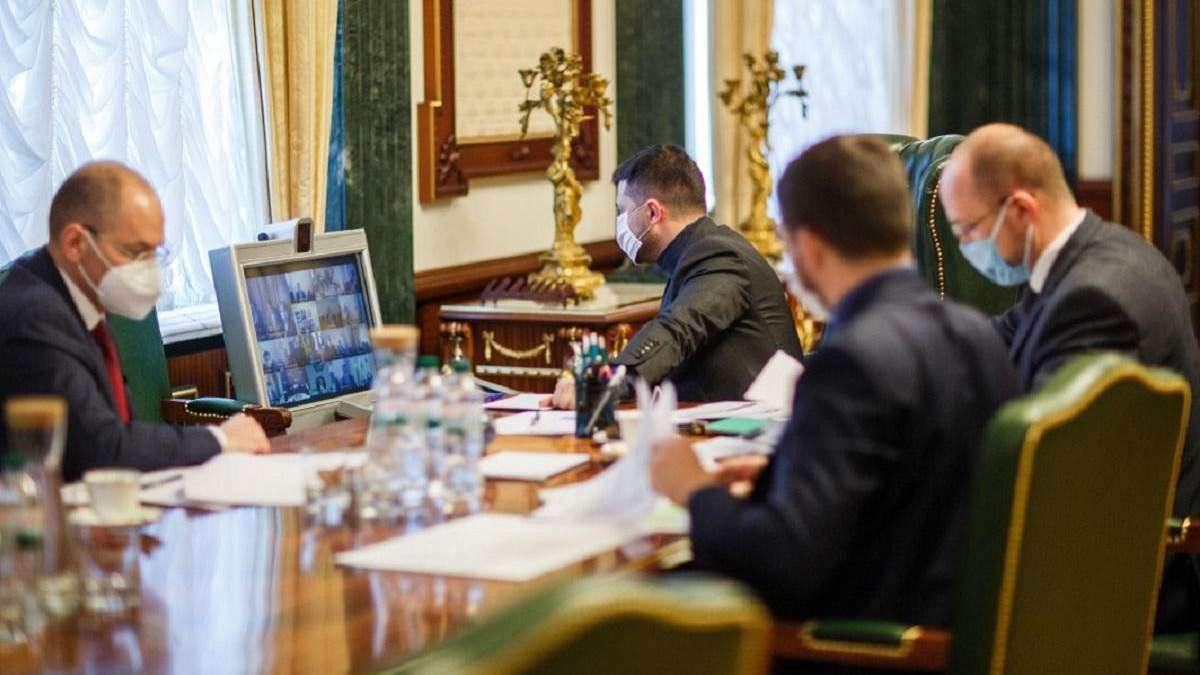 У Зеленского обсуждали введение чрезвычайного положения, – Тимошенко