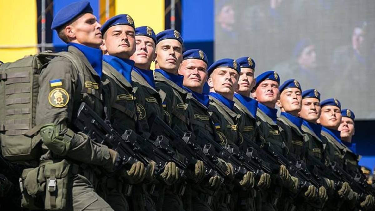 Комитет рекомендовал Раде усилить правоохранительные функции Нацгвардии