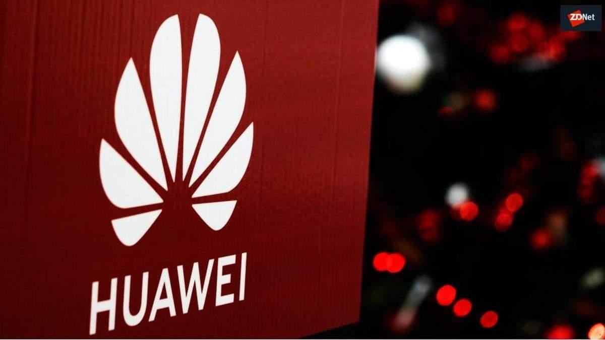 Новий телевізор від Huawei