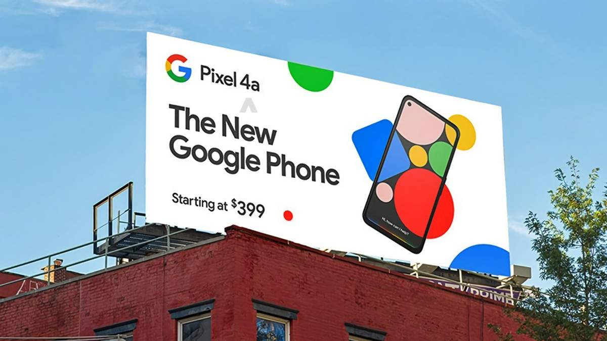 Google Pixel 4a: фото, характеристики, цена