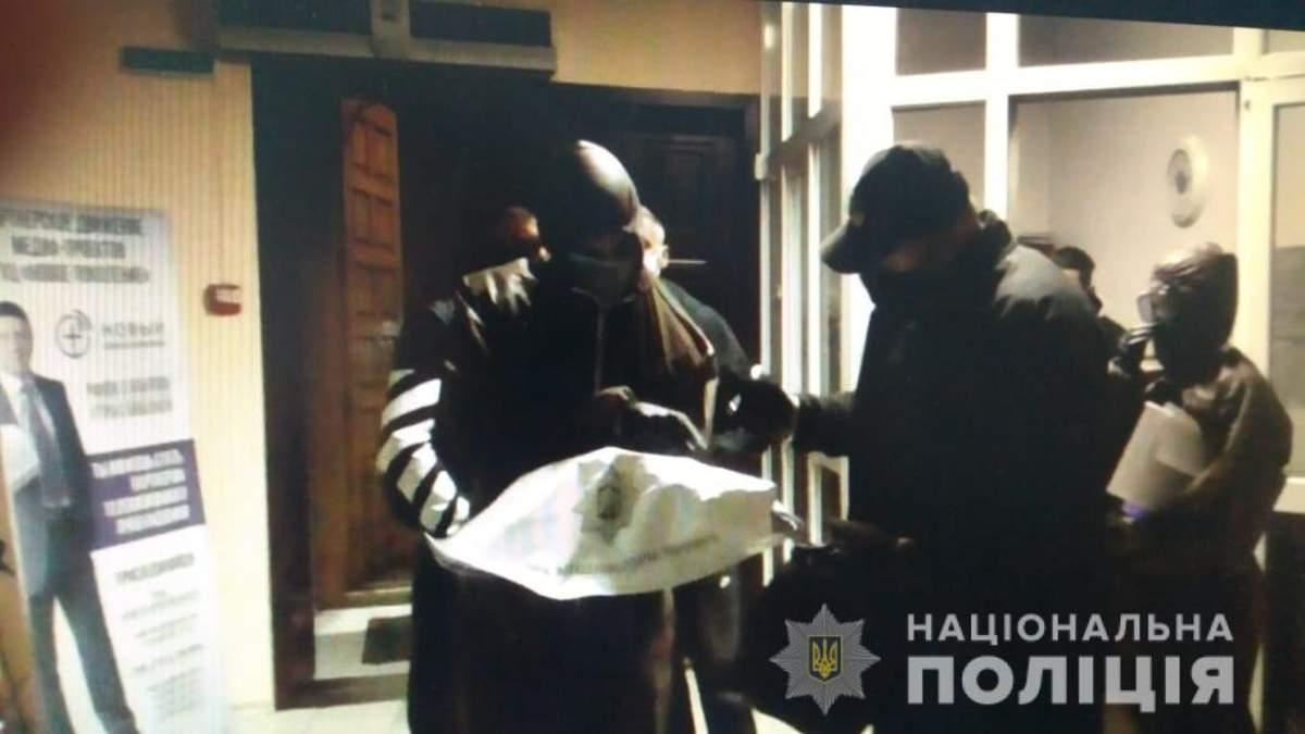 Коронавирус в Першотравенске: полиция открыла дело